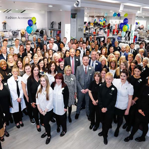 Former BHS store flourishing as Morleys