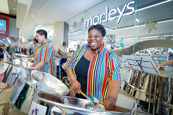 Grand opening morleys