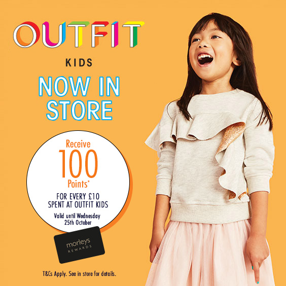 OUTFIT KIDS - Now in store